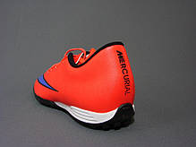 Сороконожки Nike Mercurial Vortex II TF 651649-650 (Оригинал), фото 3