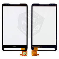 Сенсорный экран (touchscreen) для HTC HD 2 T8585, для коннектора, CDMA версия, оригинал