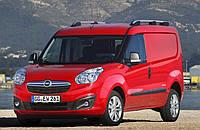 Защита поддона двигателя и КПП Опель Комбо Д (2011-) Opel Combo D