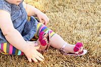 Ортопедичні босоніжки - щоб ніжки дитини були здорові