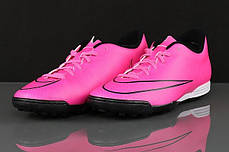 Сороконожки Nike Mercurial Vortex II TF 651649-660 (Оригинал), фото 2