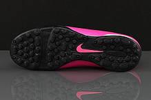 Сороконожки Nike Mercurial Vortex II TF 651649-660 (Оригинал), фото 3