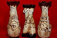 Керамическая ваза птом