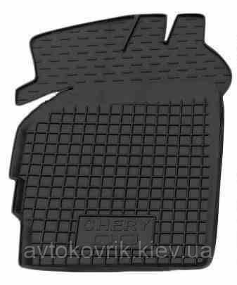Полиуретановый водительский коврик в салон Chery QQ 2003- (AVTO-GUMM)
