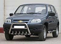 Кенгурятник Niva Chevrolet (d:60мм)