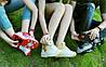 Детские кроссовки - удобно и практично