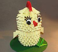 """Набор для модульного оригами """"Цыпленок пасхальный"""""""