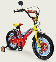 Детский двухколесный велосипед Angry Birds, 14 дюймов, J 141401 KK