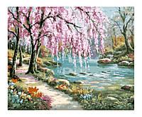 Рисование по номерам Идейка Сказочная страна худ Сунг, Ким (KH2811) 40 х 50 см