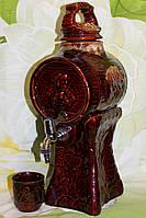 Бочка керамическая для пива