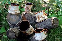 Керамическая чашечка с пальмой