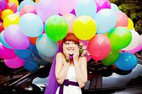 Воздушные шарики!
