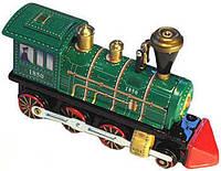 Паровозики, поезда