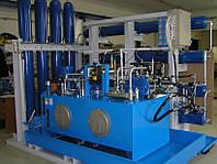 Промышленная гидростанция