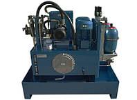 Электро гидравлическая маслостанция
