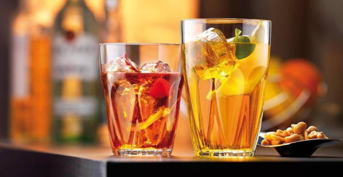Набор стаканов высоких Bormioli Rocco PERUGIA 470360B32321990 (6 шт / 510 мл), фото 2