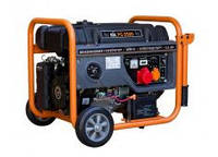 Бензиновый трехфазный генератор Nik PG 6300