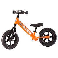 Беговел Strider SPORT Harley Davidson Оранжевый