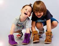 Комфортна дитяча взуття від SHOES4BABIES