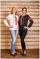"Вышиванка женская ""Квіти старовинні"" ( арт. BK1-75.3.0 ), фото 1"