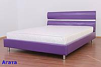 """Кровать двуспальная """"Агата"""", любой размер"""