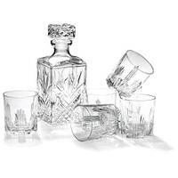 Набор подарочный для виски 7 предметов Bormioli Selecta 226041S1A021990