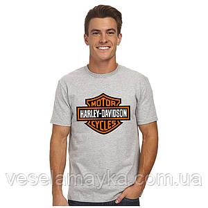Футболка Harley-Davidson (Харли-Дэвидсон)