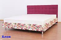 """Кровать двуспальная """"Хлоя"""", любой размер"""