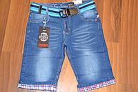 Джинсовые бриджи для мальчиков..Размеры 116-146см.Фирма CHILDHOOD Венгрия, фото 1