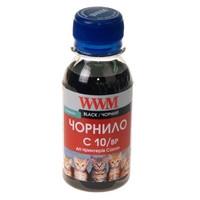 Чернила WWM для Canon PG-510Bk/PG-512Bk/PGI-520Bk 100г Black Пигментные (C10/BP-2)