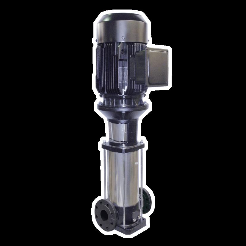 Вертикальный  многоступенчатый насос Эбара (Ebara) EVM/I 18  12F5/11 IE3