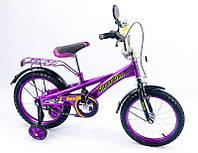 Детский двухколесный велосипед, 16 дюймов, 151603 KK
