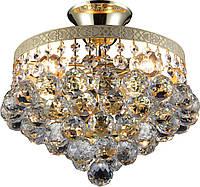 Потолочная люстра Altalusse INL - 1117C-04 White Gold