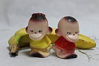 Статуэтки обезьянки (мальчик\девочка)