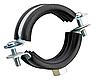 Хомут для водопроводной трубы М8/10 121-127мм Erico