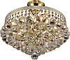 Потолочная люстра Altalusse INL - 1117С-05 White Gold