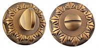 Накладка WC SIBA R05 фигурная бронза