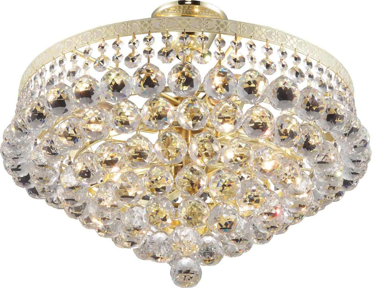 Потолочная люстра Altalusse INL - 1117С-06 White Gold