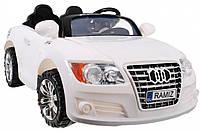 Двоособовий дитячий електромобіль Audi A6L