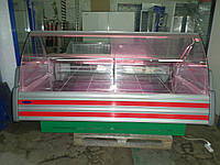 Холодильная витрина Технохолод Соната ПВХС 1,8 б/у, холодильная витрина б/у, холодильный прилавок б/у, холодил, фото 1