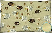 Подушка из шерсти для новорожденных.