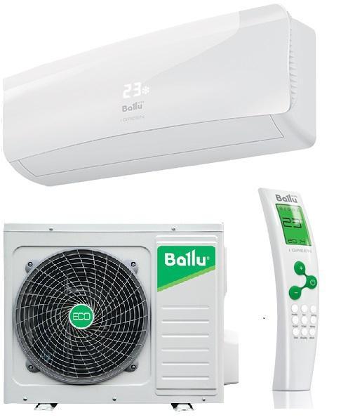 Бытовые сплит-системы Ballu серия iGreen
