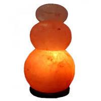 Соляная лампа «Волна двойная»
