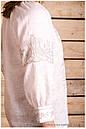 Вышиванка женская с рукавом на манжете, фото 5