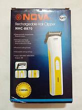 Машинка для стрижки волос Nova NHC-8870