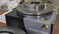 Тормозной диск (к-т)  ROADHOUSE 6682.10 на Renault TRAFIC/Vivaro = 7711130077
