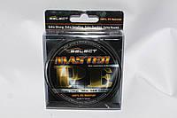 Шнур Select Master PE 100m 0.12mm