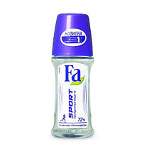 Дезодорант-ролик Fa Sport Прозрачная защита стекло