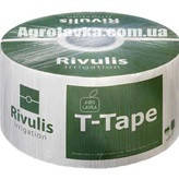 Капельная лента T-Tape 7mil (2800м)