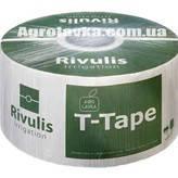 Капельная лента T-Tape 8mil (2300м)